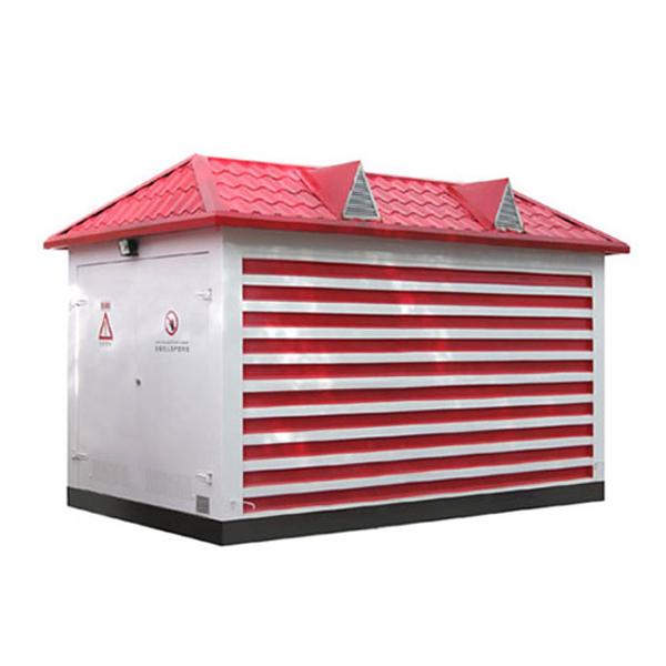 高低压预装式变电站