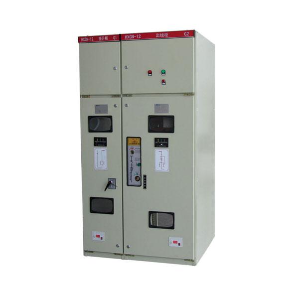 HXGN□-12ZF(R)箱型固定式金属开关柜