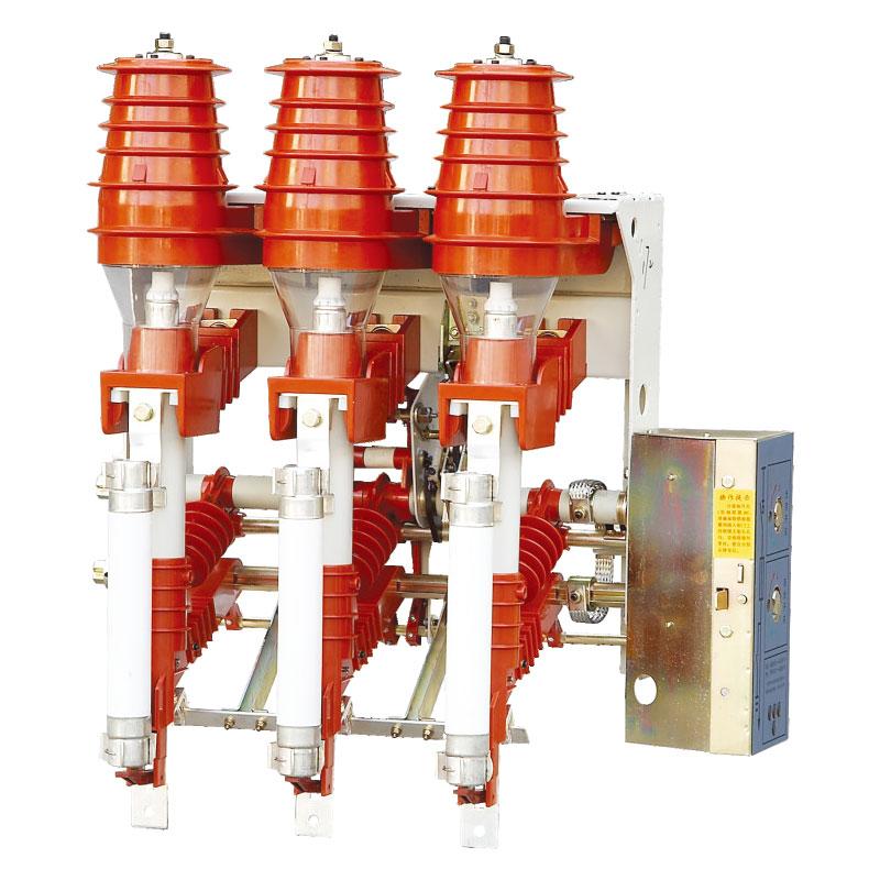 FKN12A-12压气负荷开关一熔断器组合电器