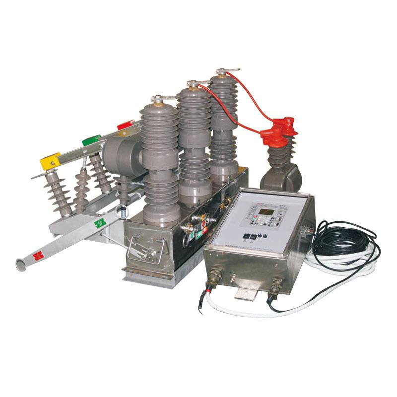 ZW32(ABG)-12系列智能型户外高压智能真空断路器