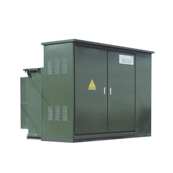 ZGS□-F/IO系列美式风力发电用箱式变电站