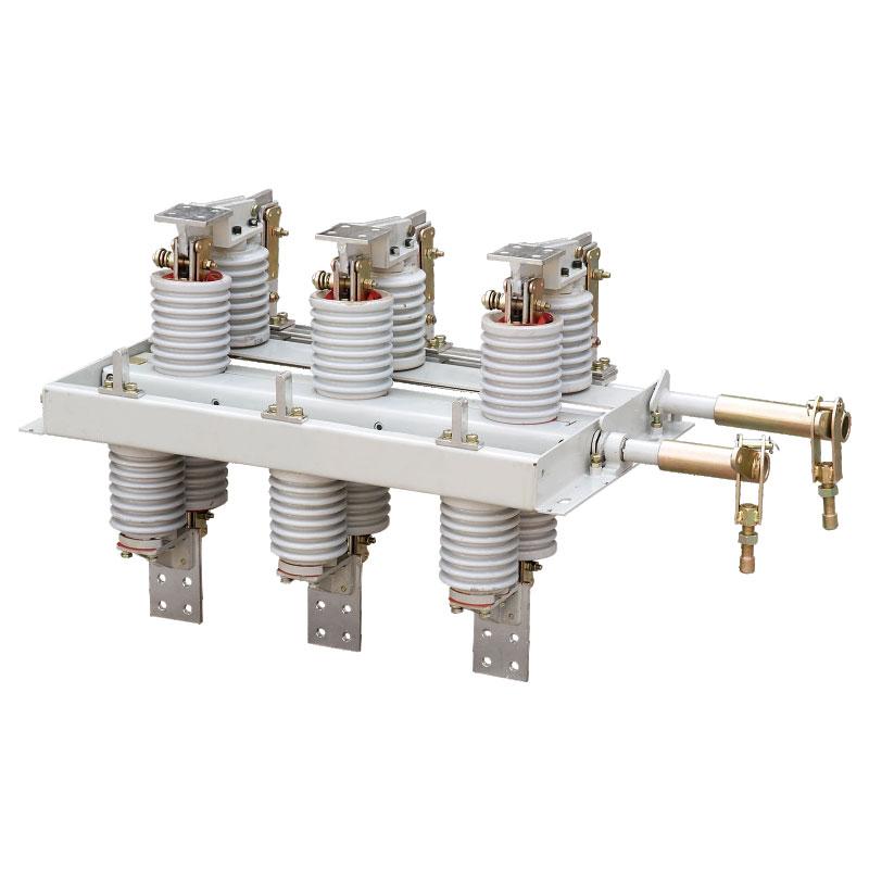 GN30-12户内旋转式高压隔离开关