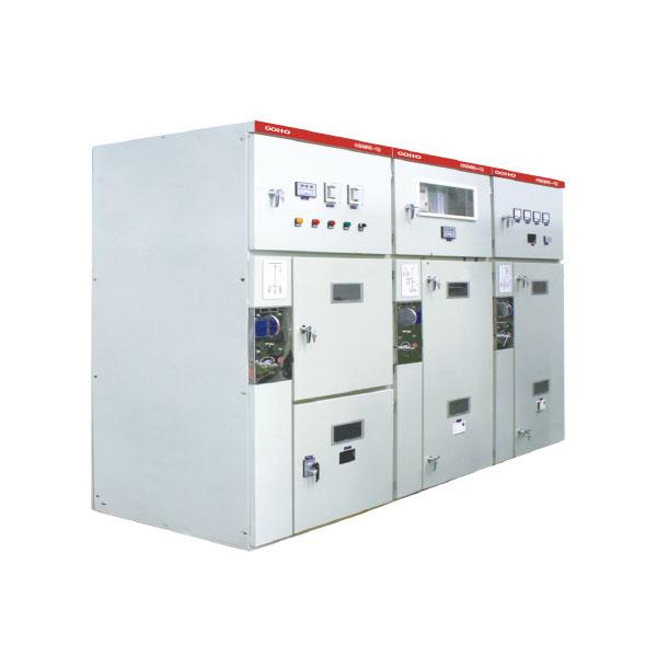 XGN66-12型固定式封闭开关设备